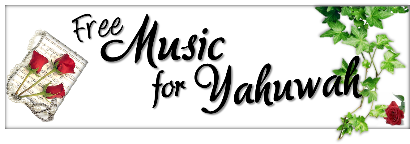 Music for Yahuwah